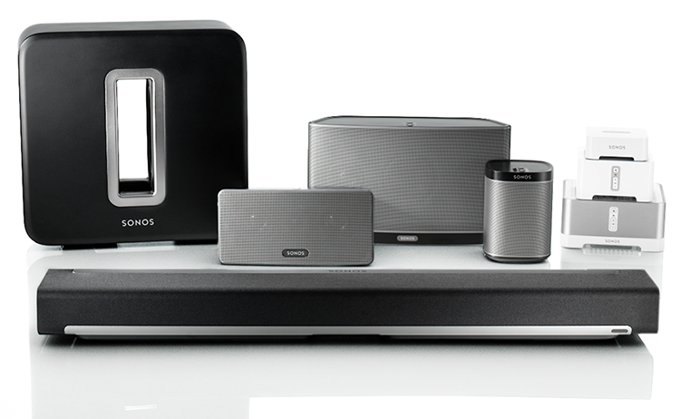 Sonos Products Lineup Honest Install, Dallas TX