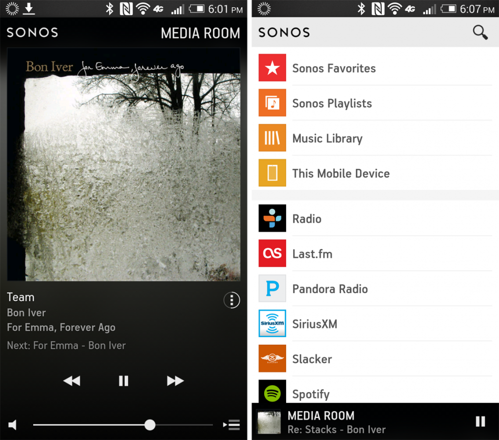 Sonos App Android Media Room Honest Install Dallas, TX