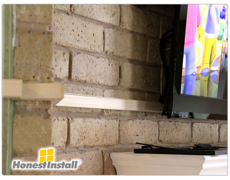 Prime Tv Wall Mount Brick Fireplace Fireplace Ideas Wiring 101 Akebretraxxcnl