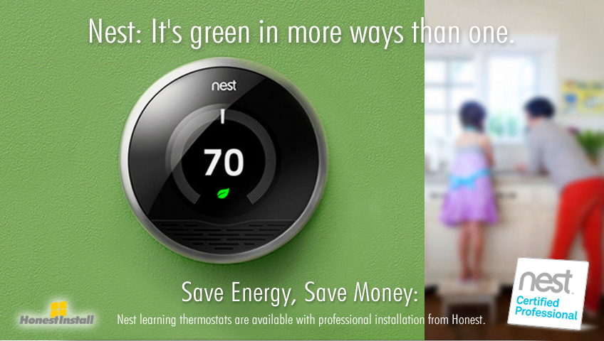 Save energy, save money.